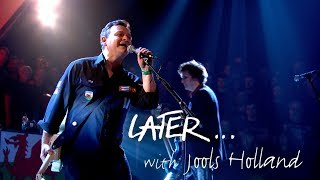 manic street preachers revisit a design for life on later with jools holland