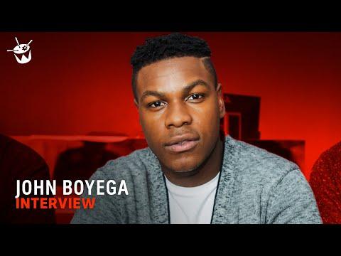 John Boyega on Star Wars spoiler protocol