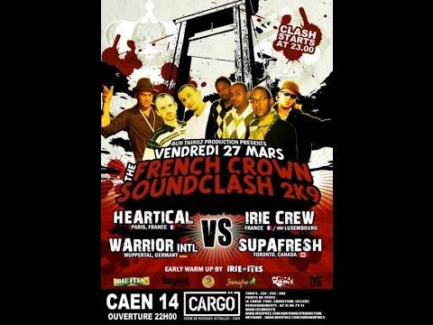 Heartical Sound - Round 2 - French Crown Clash 2009