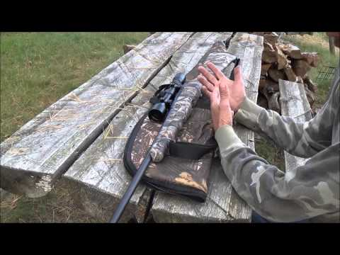 Savage Axis 30-06. Fresh Out Of The Box. Review. The First Shots.