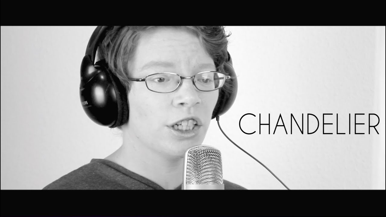 Chandelier - Sia Cover - YouTube