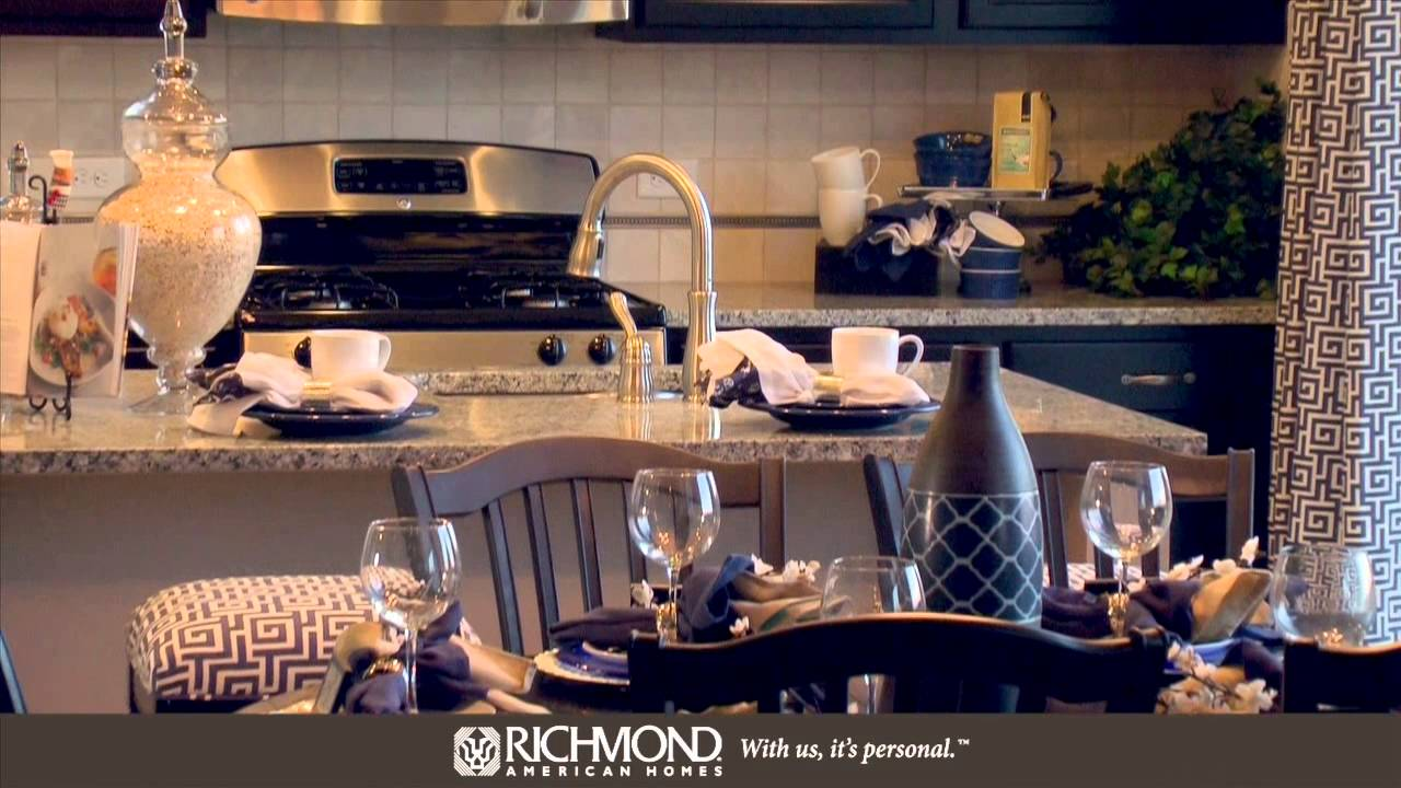 The Frost Floor Plan By Richmond American Homes