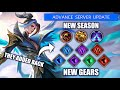 NEW SEASON ITEMS AND MYTHIC BATTLEFIELD | MOBILE LEGENDS