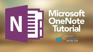 Microsoft OneNote Tutorial [Old Version]