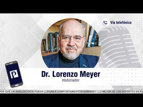 AMLO sí invade al Poder Judicial pero en sus privilegios: Lorenzo Meyer