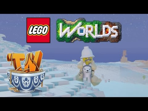 Lego Worlds : Cutest Doggies Ever!