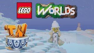 Lego Worlds : Cutest Doggies Ever!