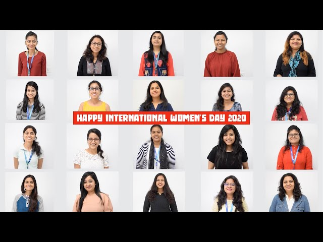 International Women's Day 2020 | Diversity and Inclusion | Women in Tech | InSync