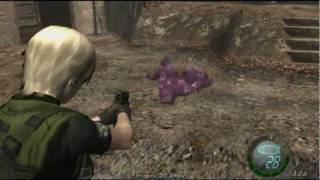 RESIDENT EVIL 4 JESSIKA ADA vs IRON MAIDEN ON THE SEPARATE WAYS Tha...