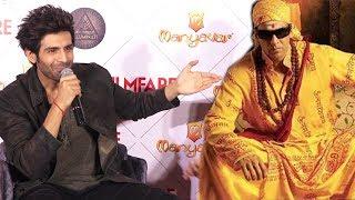 Kartik Aaryan's BEST Reaction On Replacing Akshay Kumar In Bhool Bhulaiyaa 2