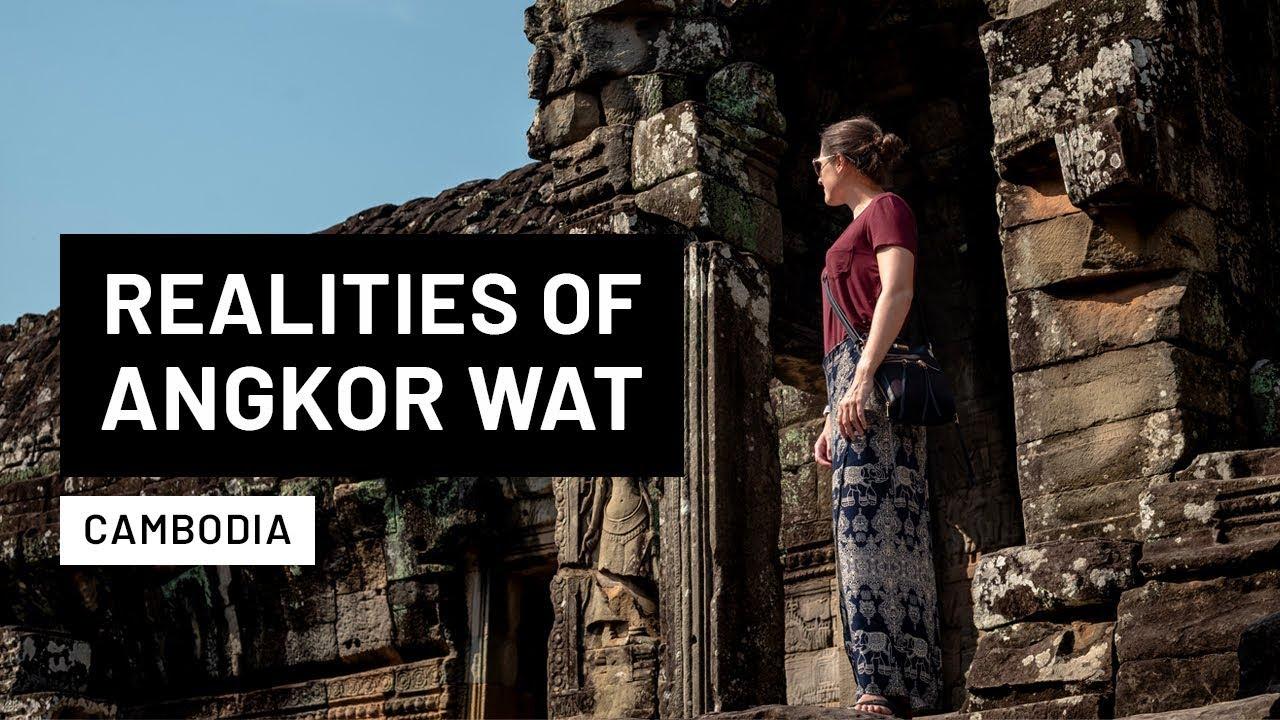 WHAT VISITING ANGKOR WAT IS REALLY LIKE | Cambodia | Vlog 020