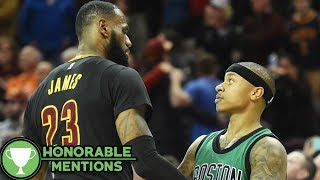 LeBron James DISSED by New Teammate Isaiah Thomas  HM