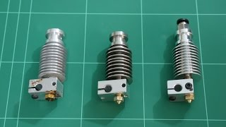 3D Printer - E3D Hotend Differences(We'll take a look at the differences between the E3D v6 Full, Lite and Clone hotends. E3D v6 Full 1.75mm Bowden Kit: ..., 2017-02-26T14:31:15.000Z)