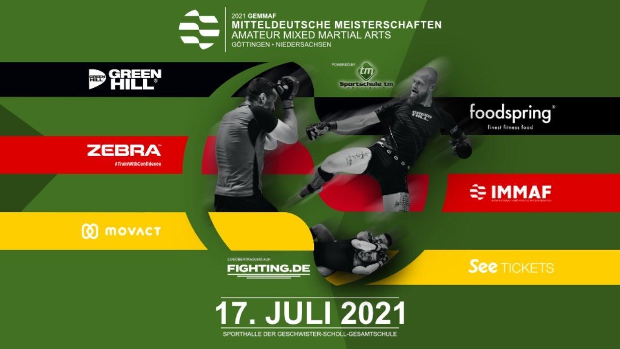 Download FREE: GEMMAF | Mitteldeutsche Meisterschaft | 17.7. | FIGHTING