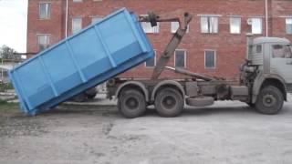видео Вывоз дачного мусора с участка