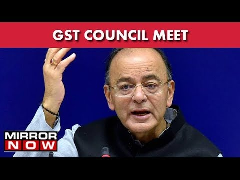 FM Arun Jaitley On The 25th GST Council Meet, Says No Major Tax Revisions
