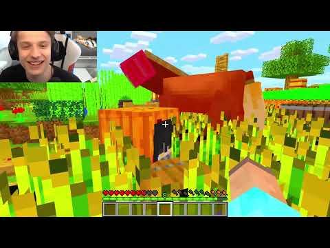 USO LA TRASFORMAZIONE PER HACKERARE Su Minecraft NASCONDINO!