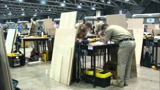 2011 Skillsusa Cabinet Making Championships