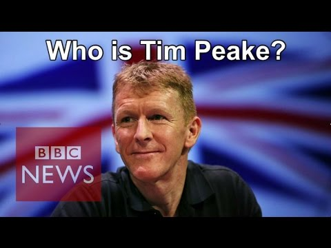 Tim Peake: The essential facts about British astronaut - BBC News
