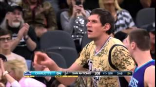 Psycho T Turns Into Psycho P Your Pants (Feat. Boban Marjanovic)