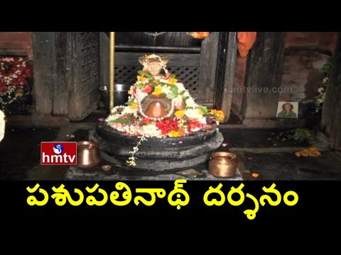 Pasupathinath Darshanam in Kasi | RV Tours and Travels Director RV Ramana | HMTV