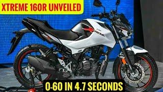 Hero Xtreme 160R BS-6 2020 | Launch | Prices, Features, Colours, Specifications | PR Moto Vlogs