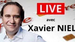 01LIVE spécial Free avec Xavier Niel (replay)