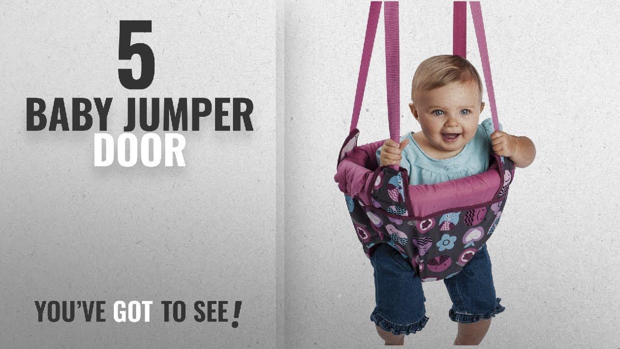 3340f045ebf9 Top 10 Baby Jumper Door  2018   Evenflo ExerSaucer Door Jumper