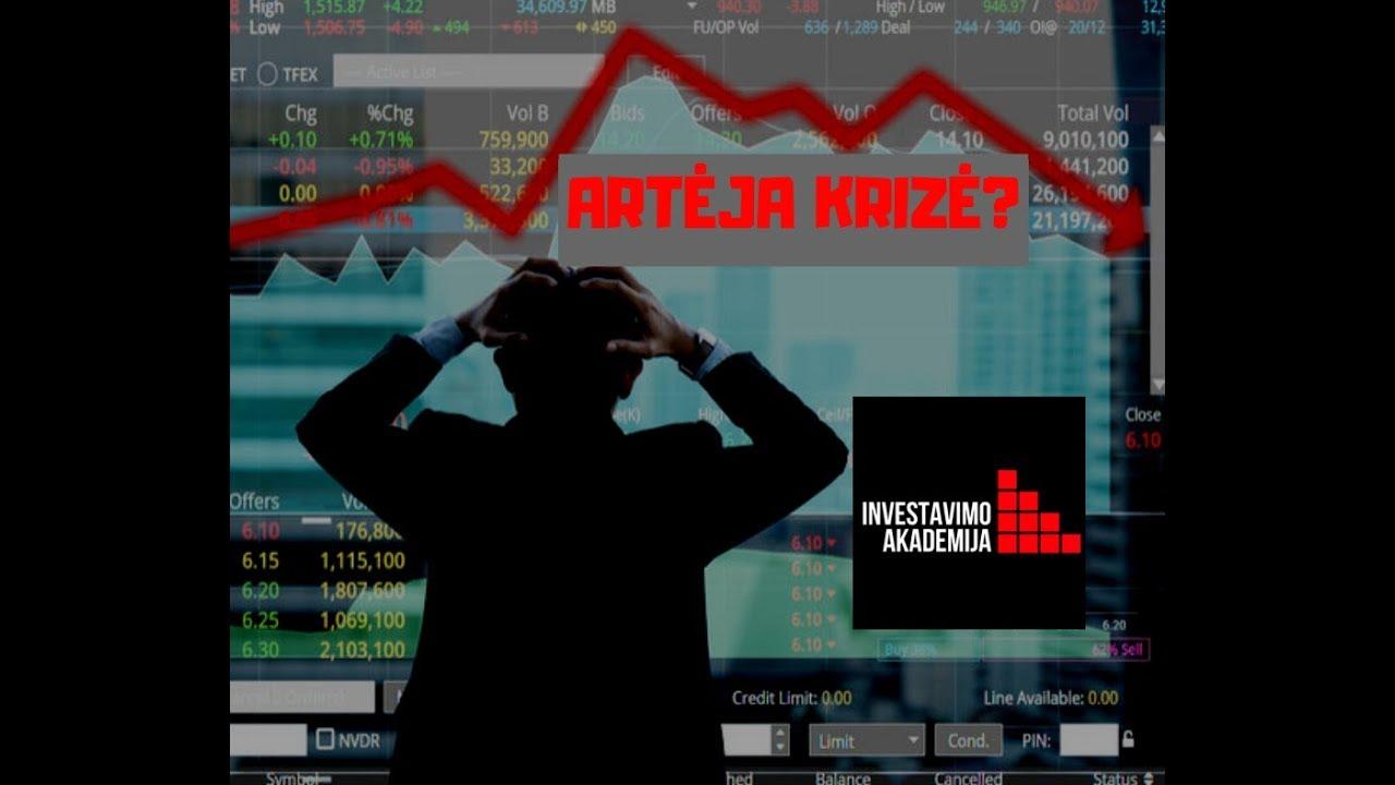 kaip daryti akcijų prekybą mums