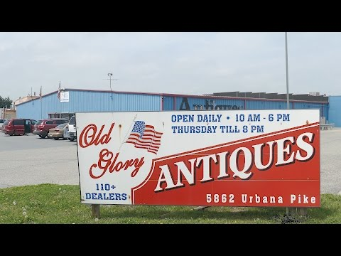 Old Glory Antiques in 4k UHD