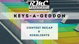 Keys-A-Geddon - Contest Recap & Highlights