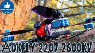 ✔ Новые FPV Моторы АOKFLY 2207 2600KV, 12.5$ !