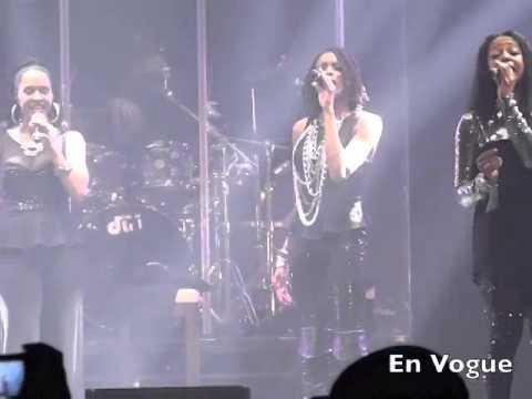 R&B Superstars Concert Feat En Vogue, 15 February 2014, London, UK