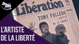 Tony Folledo: El Artista de la libertad    JMP 2018