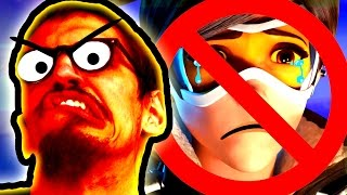 10 Things Non-Overwatch Gamers Hate About Overwatch