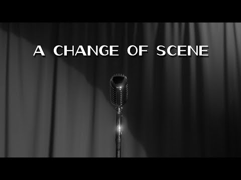 """""""A Change of Scene"""" from THE CASE OF THE GILDED LILY 