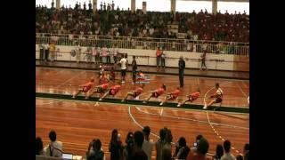 ワールドゲームズ 2009 綱引 インドア 女子 決勝 2本目