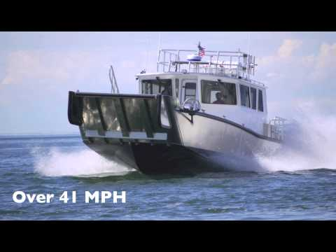 44' Munson High Speed Landing Craft