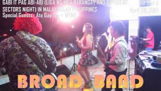 Broad Band with Ate GAy Plus MYMP in Malay Aklan Vol 5 of 5