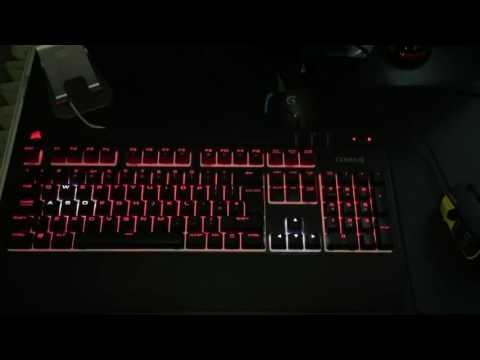 Corsair Strafe RGB Firmware 2.04 Issue
