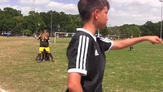 CZ5-Międzynarodowy Turniej Wrocław Trophy-Gutek i Nadia Z FC Yellow-I mecz II połowa FC Tundra(NOR)