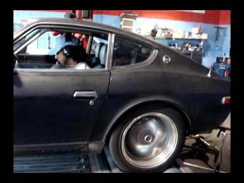 74 Datsun 260z