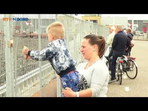 Bergen graafmachine uitdagende klus voor Rijkswaterstaat - RTV Noord