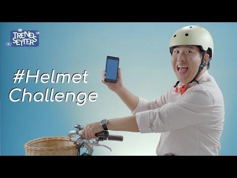 Trendsetters Episode 2 - #HelmetChallenge