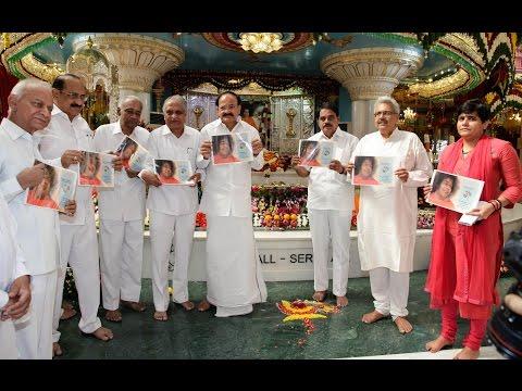 Aradhana Mahotsavam Morning Programme at Prasanthi Nilayam - 24 Apr 2016
