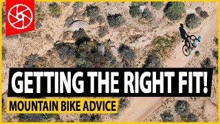 THE IMPORTANCE OF GEOMETRY // Mountain Bike Advice