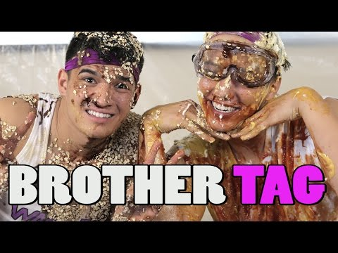 DISGUSTING BROTHER TAG!