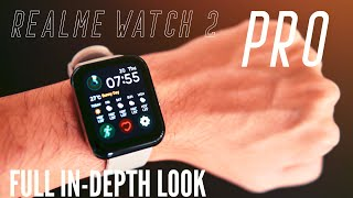 realme WATCH 2 Pro One-Week Review: EVERYTHING YOU NEED TO KNOW! Crazy Specs! Amazing Value!