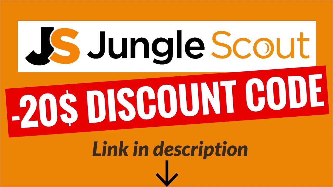 jungle scout discount code 2019