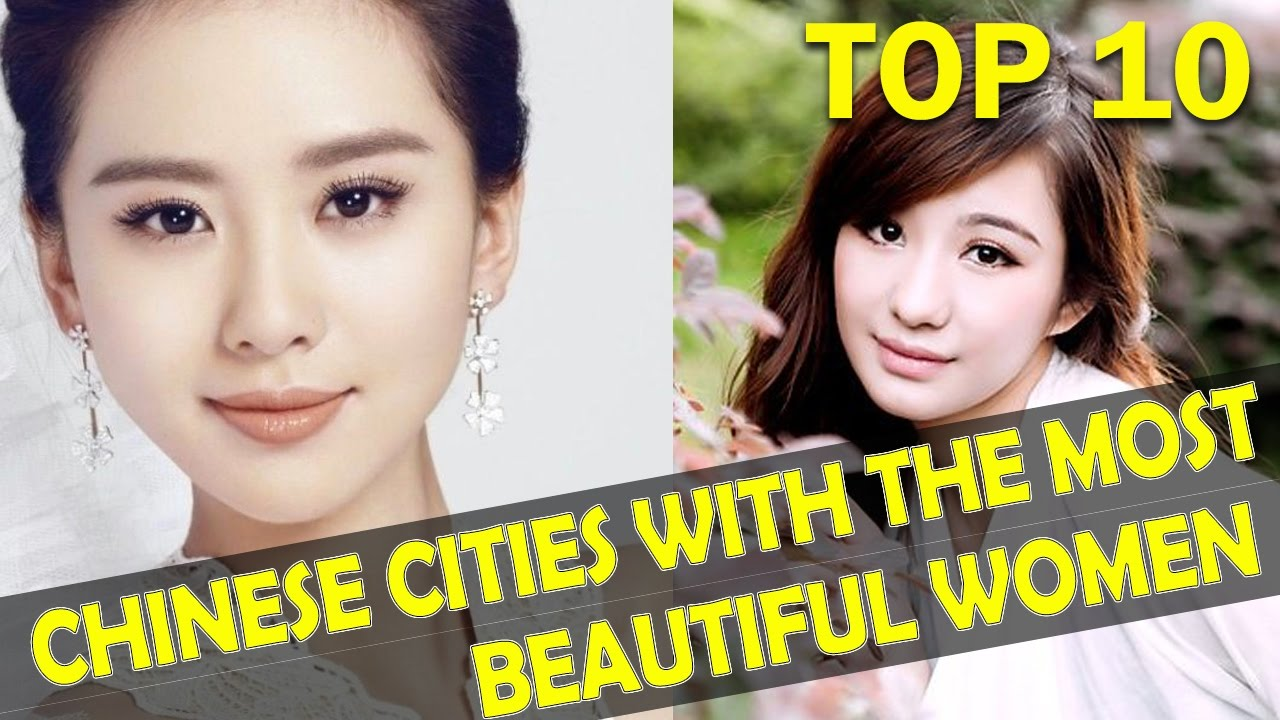 Cities with most beautiful woman